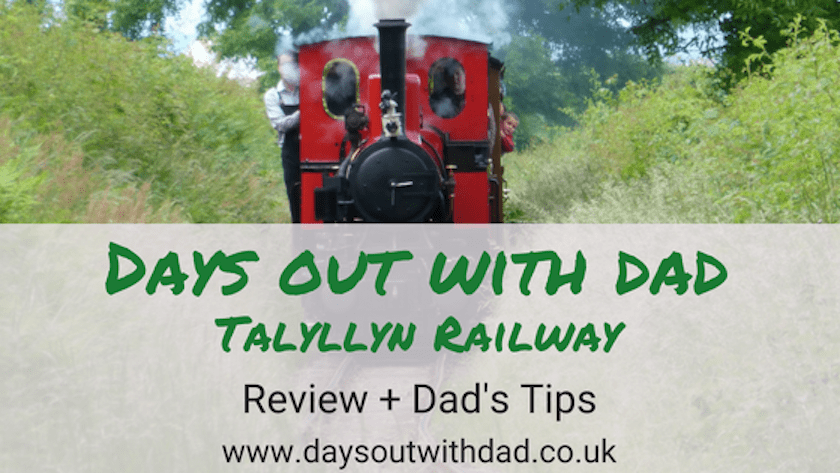 Talyllyn Railway Family Day Out