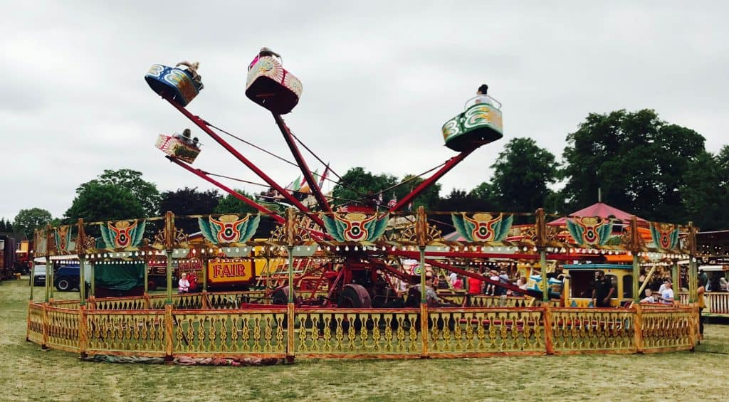 Carters Steam Fair Days Out With Dad