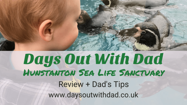 Hunstanton Sea Life Sanctuary Family Day Out