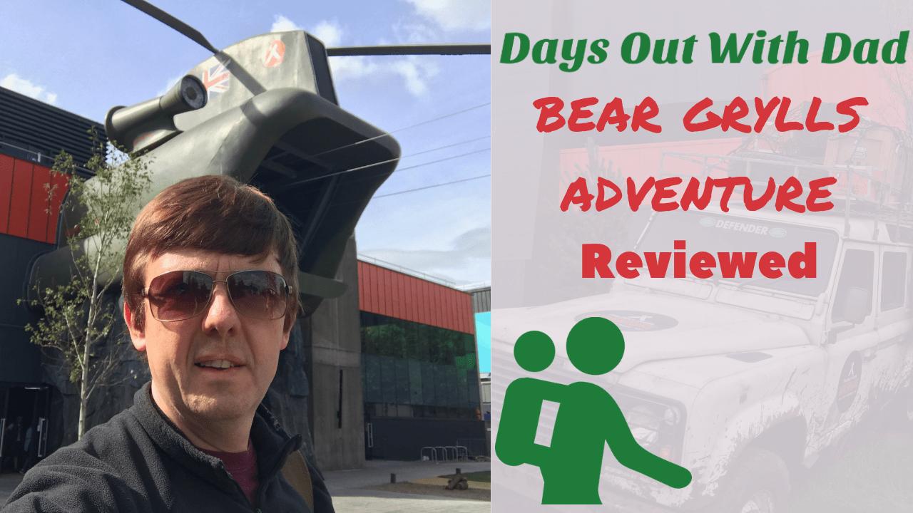 Bear Grylls Adventure Review NEC Birmingham