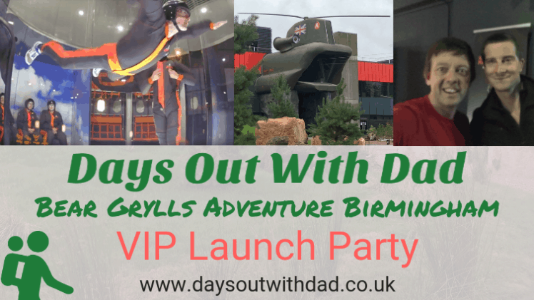 Bear Grylls Adventure Official Launch Party