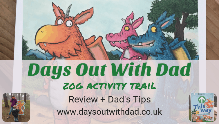 Zog Activity Trails | Forestry England Review