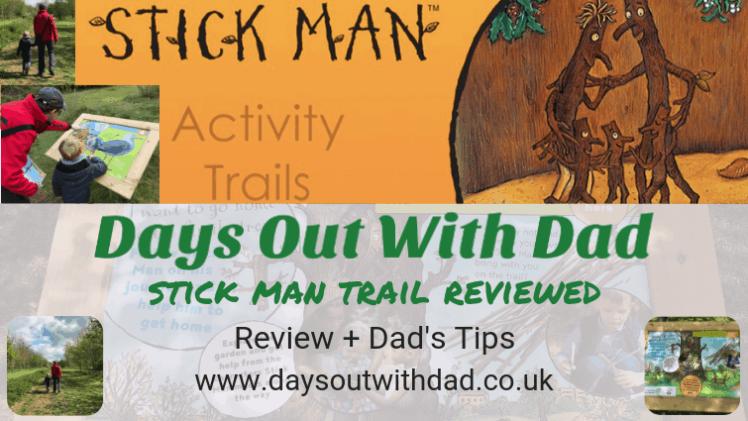 Stick Man Adventure Trail Review