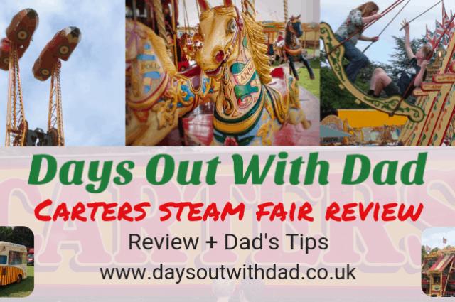 Carters Steam Fair Review