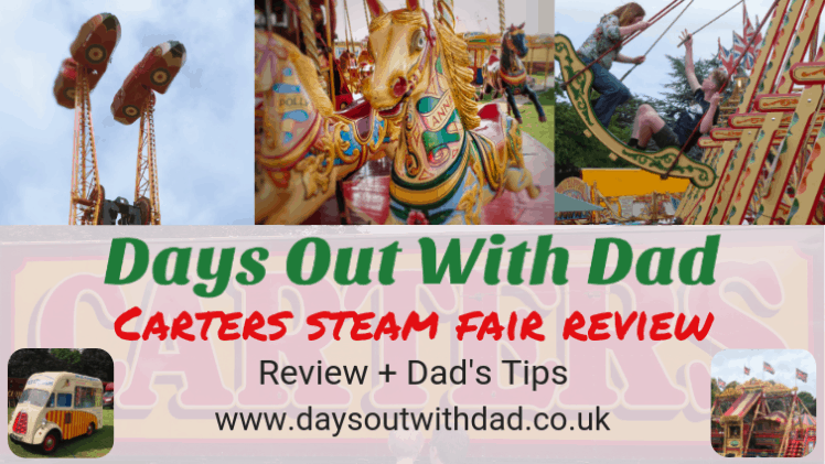 Carters Steam Fair Review