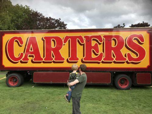 Carters Steam Fair Review Lichfield Beacon Park