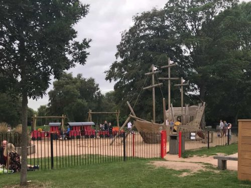 Lichfield Beacon Park